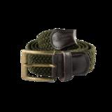 Elastische Riem / Countryman Elasticated Belt Green_28