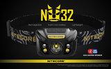 NITECORE NU32 Hoofdlamp_11