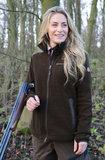 Shooterking Hunting fleece vest Dames Groen_11