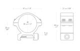 HAWKE Richtkijker montage Laag, 30 mm diameter Richtkijker_11