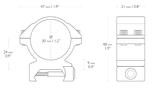 HAWKE Richtkijker montage Medium, 30 mm diameter Richtkijker_11