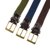 Elastische Riem / Countryman Elasticated Belt Blauw_11