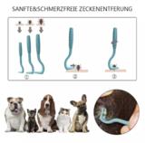Tekenhaak Anti-Teek voor Honden, Katten en andere Huisdieren. Set van 3 stuks. (Tekentang)_11