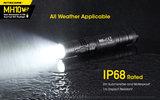 Nitecore MH10 V2 Tactische Led Zaklamp Oplaadbaar_11