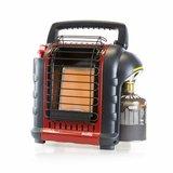 Hoogzit Verwarming Draagbaar / Gasheizung - Portable Buddy_11