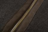 Härkila Norja HSP full zip cardigan - Shadow brown melange _11