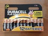 Duracell batterijen AA  Alkaline 2100mAh-LR6  11.5V_11