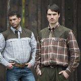 Shooterking Outdoor hemd groen/bruin  ANTI TEEK_11