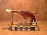 Pistool set inclusief 6 borrel glaasjes_27