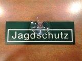 Auto raam plaatje Jagdschutz_11