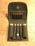 Leder kogelpatronen mapje, 2 Hagelpatronen, 3 Kogelpatronen, 6 Magnum / .22_11