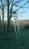 Opvouwbare aluminium aanzit ladder_11