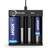 Batterij oplader ALLMAYBE BC4 XTAR_11