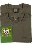T-shirt met borstvak TRACHTEN 2 stuks Heren_28