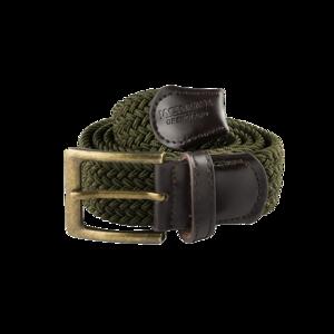 Elastische Riem / Countryman Elasticated Belt Green