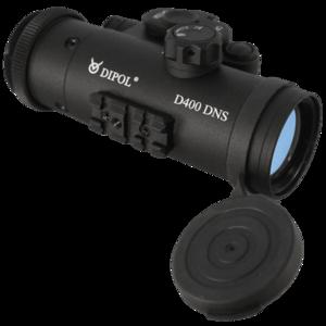 DIPOL Voorzet/hand kijker D400 DNS B & W Digitaal Nachtzicht