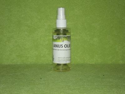 Anijsolie 100ml Verstuiverfles - 100% Olie