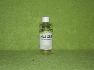 Anijsolie Druppelaar 100ml -  100% Olie