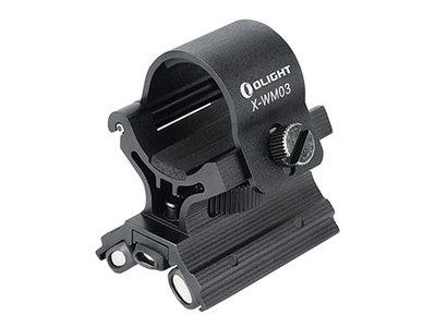 Olight X-WM03 magnetische montage wapenklem voor uw zaklamp