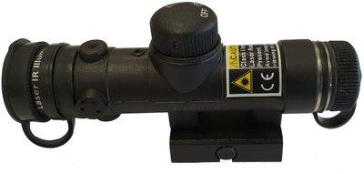 DIPOL Laser IR-ILLUMINATOR 850nm Weaver montage