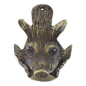 Wild Zwijn 'Klein' brons voor op trofeeplank
