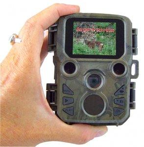 Bewakings- Wildcamera Mini 16 MP, 32 GB, Full HD