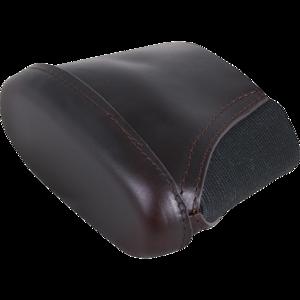 Lederen Kolf overtrek, geweer verlenging / Leather Recoil Pad (Jack Pyke)