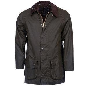 BARBOUR Classic Beaufort Wax Jacket Olive