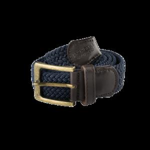 Elastische Riem / Countryman Elasticated Belt Blauw