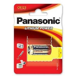 Panasonic CR123A Lithium Power Batterij