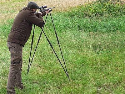 Wildhunter Quad Shooting Stick / Schietstok / Richtstok