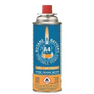 A4 Butane Battery 220g Gas cartridge BS0136