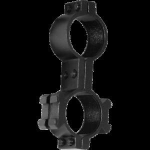 Lamp montage voor op Richtkijker, Diameter 25 mm - JACK PYKE
