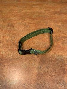 Halsband 35 - 60 cm Groen