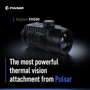 Pulsar KRYPTON XG50 Warmtebeeld Hand-/Voorzetkijker