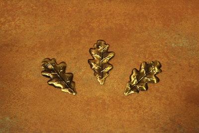 Keilerwapens Eikenblad Brons