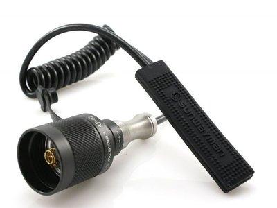 Sunwayman AP02 Kabelschakelaar / Snoerschakelaar voor lampen