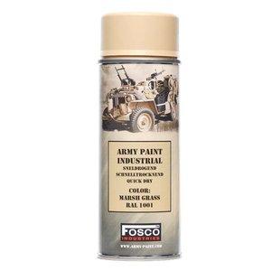 Fosco Army Paint Marsh Grass RAL 1001 Spray 400ml