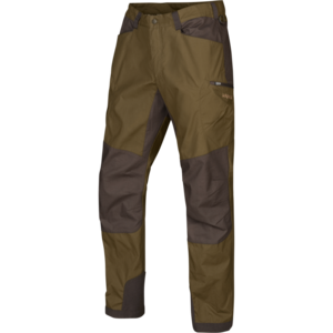 Härkila Hermod trousers - Dark olive / Willow green