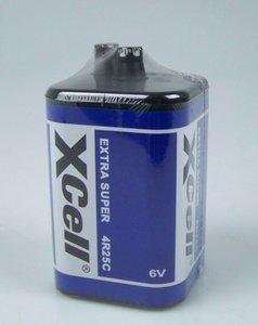 6 V- volt Accu 4HR25