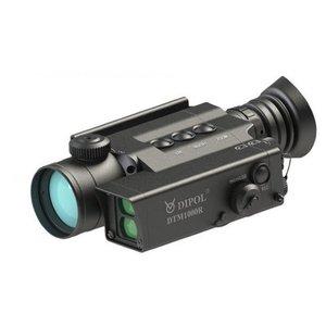 Dipol DTM1000R Warmtebeeldcamera met Afstandsmeter DEMO