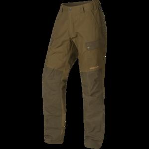 Härkila Asmund trousers - Dark olive / Willow green