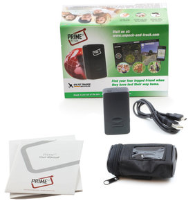 Unpack & track GPS live tracker
