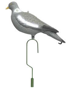 boomhaak duif,kraai of ekster