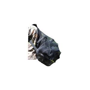 Grofmazige lokvogel rugzak 50x70 cm