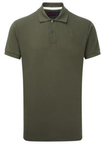 Shooterking Cordura Polo Shirt groen