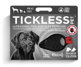TICKLESS voor uw huisdier