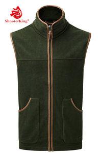 SHOOTERKING Performance Fleece bodywarmer groen