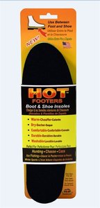 ThermaSeat Hot Footers Boot Insoles