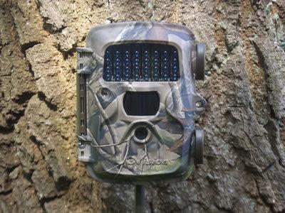 Bewakingscamera Uovision UV557 Mini 8MP No-Glow Wildcamera